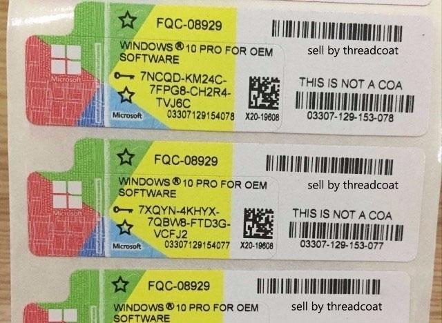 Digital Download 100% Genuine Windows Product Key Code ...
