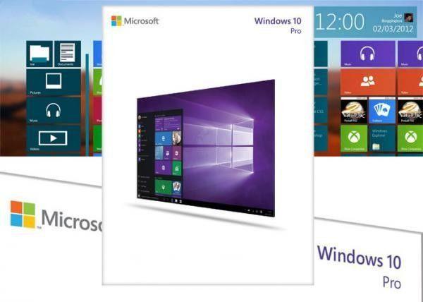 Original Windows 10 Retail License , Windows 10 Professional Retail