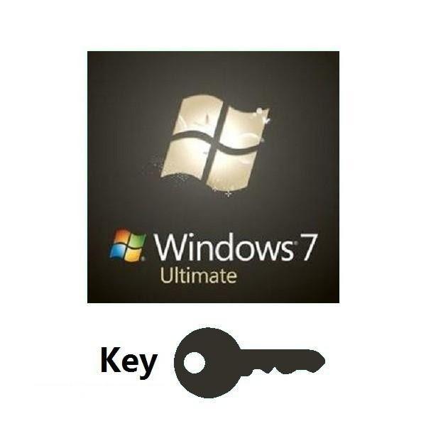 key windows 7 ultimate 64