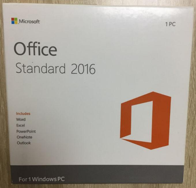 FPP Microsoft Office 2016 Standard Product Key , Office 2016